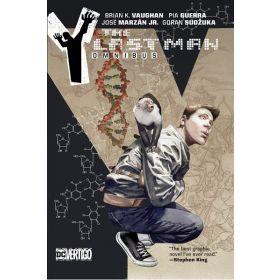 Y: The Last Man Omnibus (Hardcover)