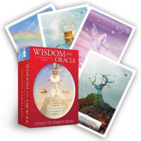 Wisdom of the Oracle Divination Cards (Boxed Kit)