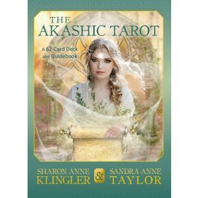 The Akashic Tarot: A 62-card Deck and Guidebook (Cards)