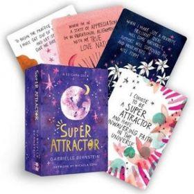 Super Attractor: A 52-Card Deck (Cards)