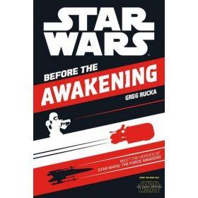 Star Wars: The Force Awakens, Before the Awakening (Paperback)