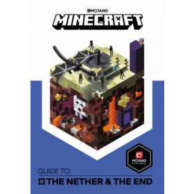 Minecraft: Guide To The Nether & The End (Hardcover)