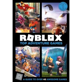 Roblox Top Adventure Games (Hardcover)
