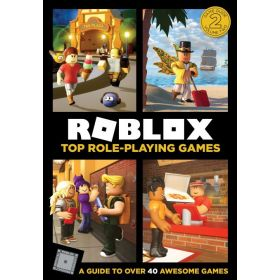 Roblox Top Role-Playing Games (Hardcover)