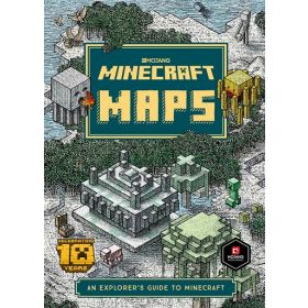 Minecraft Maps: An Explorer's Guide to Minecraft (Hardcover)