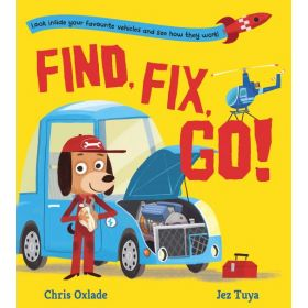 Find, Fix, Go! (Paperback)