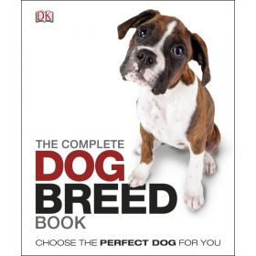 The Complete Dog Breed Book (Hardcover)
