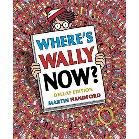 Where's Wally Now?, Deluxe Edition (Hardcover)
