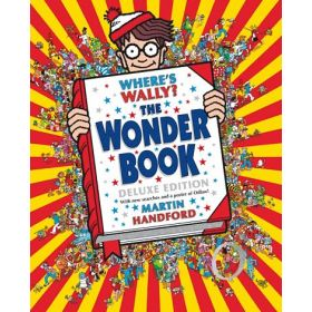 Where's Wally? The Wonder Book (Hardcover)