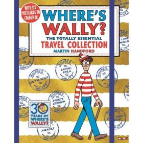 Where's Wally? The Totally Essential Travel Collection (Paperback)