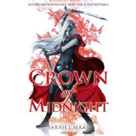 Crown of Midnight: Throne of Glass, Book 2 (Paperback)