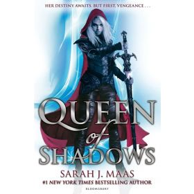 Queen of Shadows: Throne of Glass, Book 4 (Paperback)