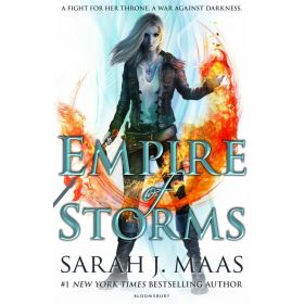 Empire of Storms: Throne of Glass, Book 5 (Paperback)
