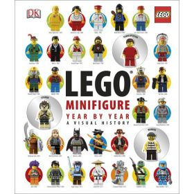 LEGO Minifigure Year by Year a Visual History (Hardcover)