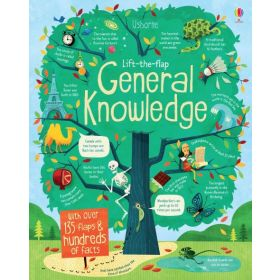 Lift-the-Flap General Knowledge (Board Book)