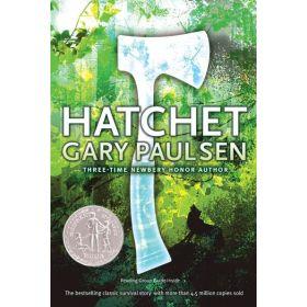 Hatchet, New Cover (Paperback)