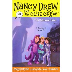The Halloween Hoax: Nancy Drew and the Clue Crew, Book 9 (Paperback)