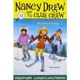Ski School Sneak: Nancy Drew and the Clue Crew, Book 11 (Paperback)
