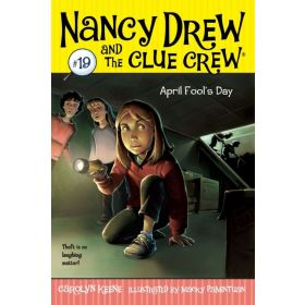 April Fool's Day: Nancy Drew and The Clue Crew, Book 19 (Paperback)