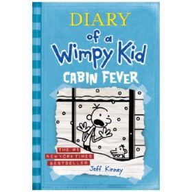 Cabin Fever: Diary of a Wimpy Kid, Book 6, International Edition (Paperback)