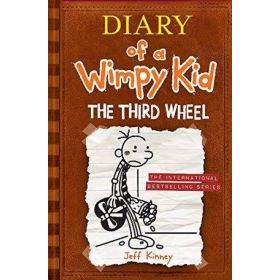 The Third Wheel: Diary of a Wimpy Kid, Book 7, Export Edition (Paperback)