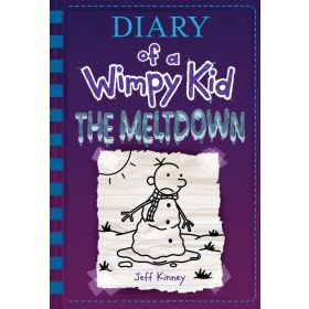 The Meltdown: Diary 0f A Wimpy Kid, Book 13 (Hardcover)