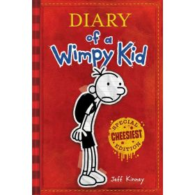Diary of a Wimpy Kid: The Cheese Touch Collector's Edition (Hardcover)