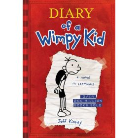 Diary of a Wimpy Kid: New Edition (Hardcover)