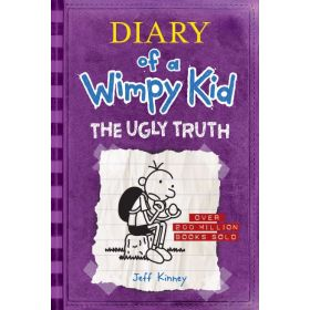 The Ugly Truth: Diary of a Wimpy Kid, Book 5, New Edition (Hardcover)