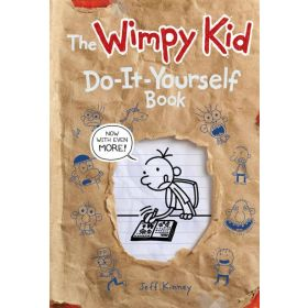 The Wimpy Kid Do-It-Yourself Book, Revised And Expanded Edition (Hardcover)