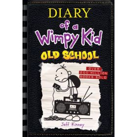 Old School: Diary of a Wimpy Kid, Book 10 (Hardcover)