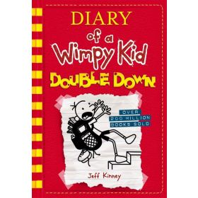 Double Down: Diary of a Wimpy Kid, Book 11, New Edition (Hardcover)