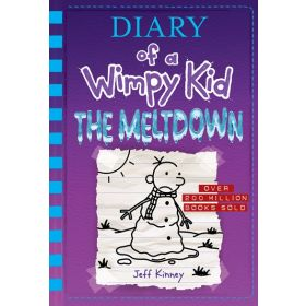 The Meltdown: Diary of A Wimpy Kid Book 13, New Edition (Hardcover)