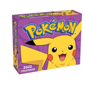 Pokémon 2022 Day-to-Day Calendar Calendar