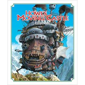 Howl's Moving Castle Picture Book (Hardcover)