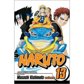 Naruto: The Chunin Exam, Concluded Vol. 13 (Paperback)