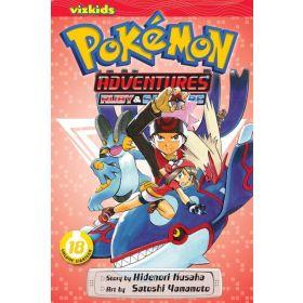 Pokémon Adventures: Ruby and Sapphire, Vol. 18 (Paperback)