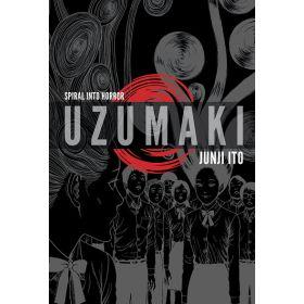 Uzumaki: 3-in-1 Deluxe Edition (Hardcover)