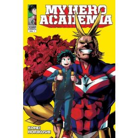My Hero Academia, Vol. 1 (Paperback)