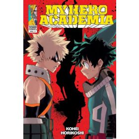 My Hero Academia, Vol. 2 (Paperback)
