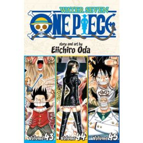 One Piece Omnibus Edition, Vol. 15 (Paperback)
