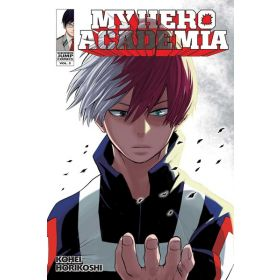 My Hero Academia, Vol. 5 (Paperback)