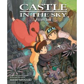 Castle in the Sky Picture Book (Hardcover)