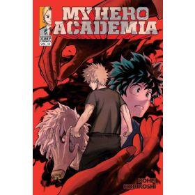 My Hero Academia, Vol. 10 (Paperback)