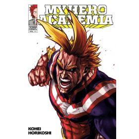 My Hero Academia, Vol. 11 (Paperback)