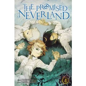 The Promised Neverland, Vol. 4 (Paperback)