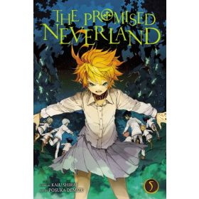 The Promised Neverland, Vol. 5 (Paperback)