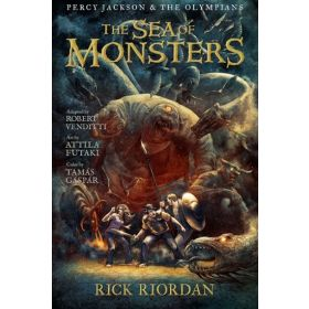 Sea of Monsters: Percy Jackson and the Olympians, Book 2, The Graphic Novel (Paperback)