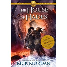 The House of Hades: The Heroes of Olympus Book 4 (Paperback)