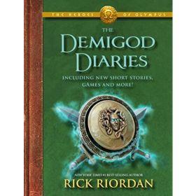 Demigod Diaries: Heroes of Olympus (Hardcover)